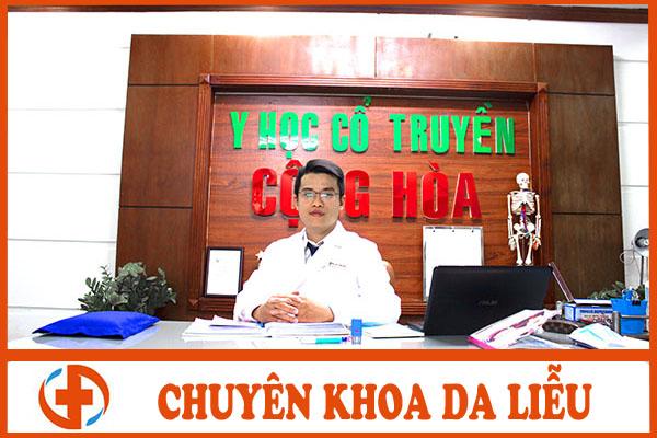 Phong kham Y hoc co truyen Cong Hoa
