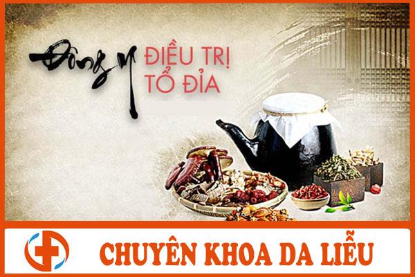 Phuong phap chua benh to dia bang Dong y